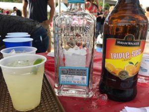 """Spicy CharBar No. 7 Margarita wins 2nd Place at Greensboro """"Margarita Wars"""""""
